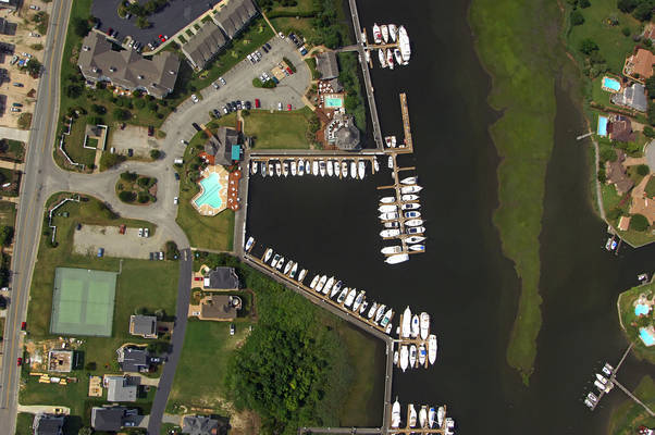 Salt Ponds Marina Resort