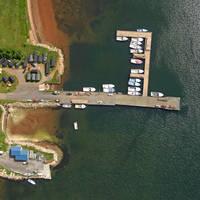 Georgetown Fishermens Wharf Harbor