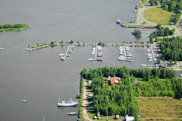 ReposaariSantunranta Paattikuja Marina