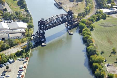 Des Plaines River Bridge