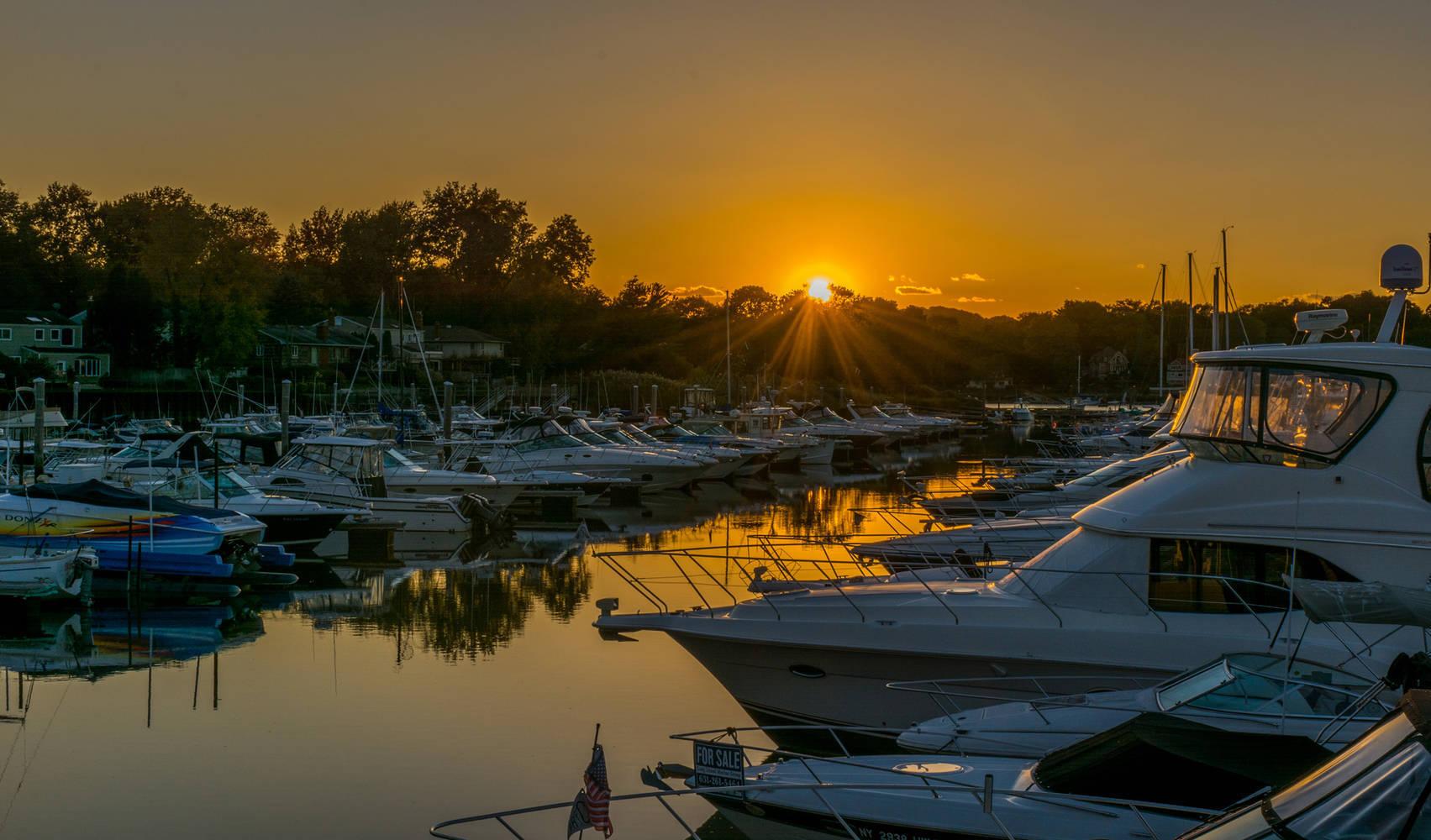Britannia Yachting Center Slip Dock Mooring Reservations