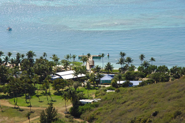Isla Palominos Ferry