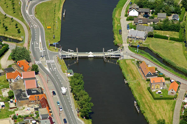 Burgervlotbrug Bridge