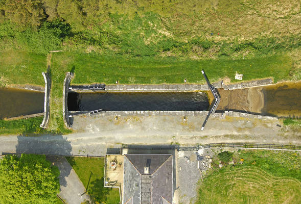 Royal Canal Lock 36