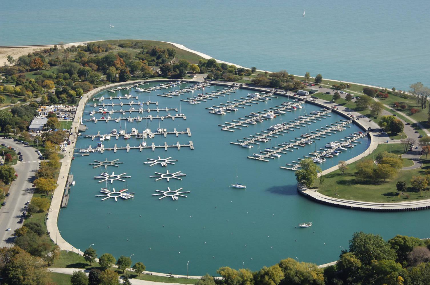 Montrose Harbor The Chicago Harbors Slip Dock Mooring Reservations Dockwa