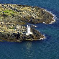 Eilean Nan Gabhar Lighthouse