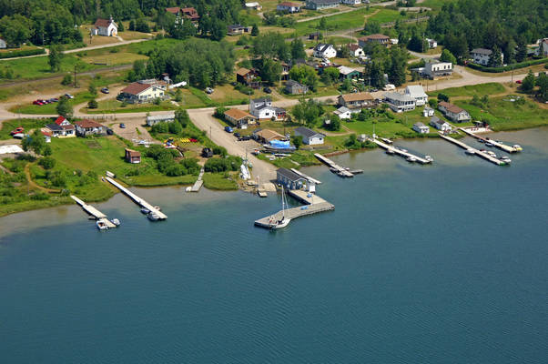 Rossport Harbor Marina