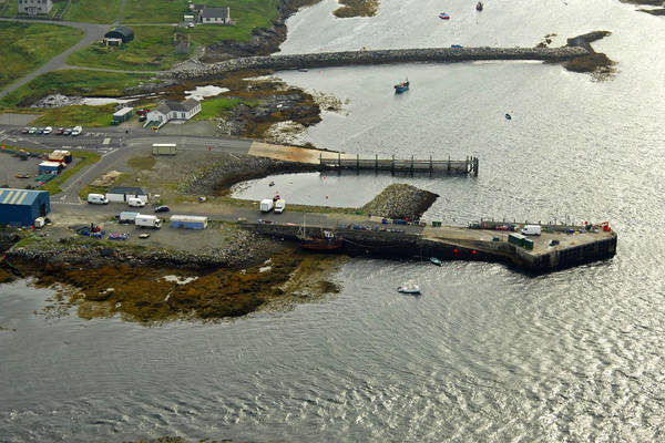 Leverburgh Ferry