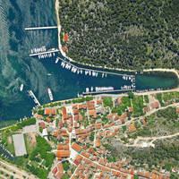 Skradin Harbour