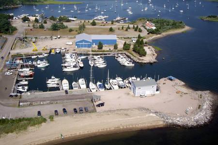 The Marina at Rhode Island Mooring Services