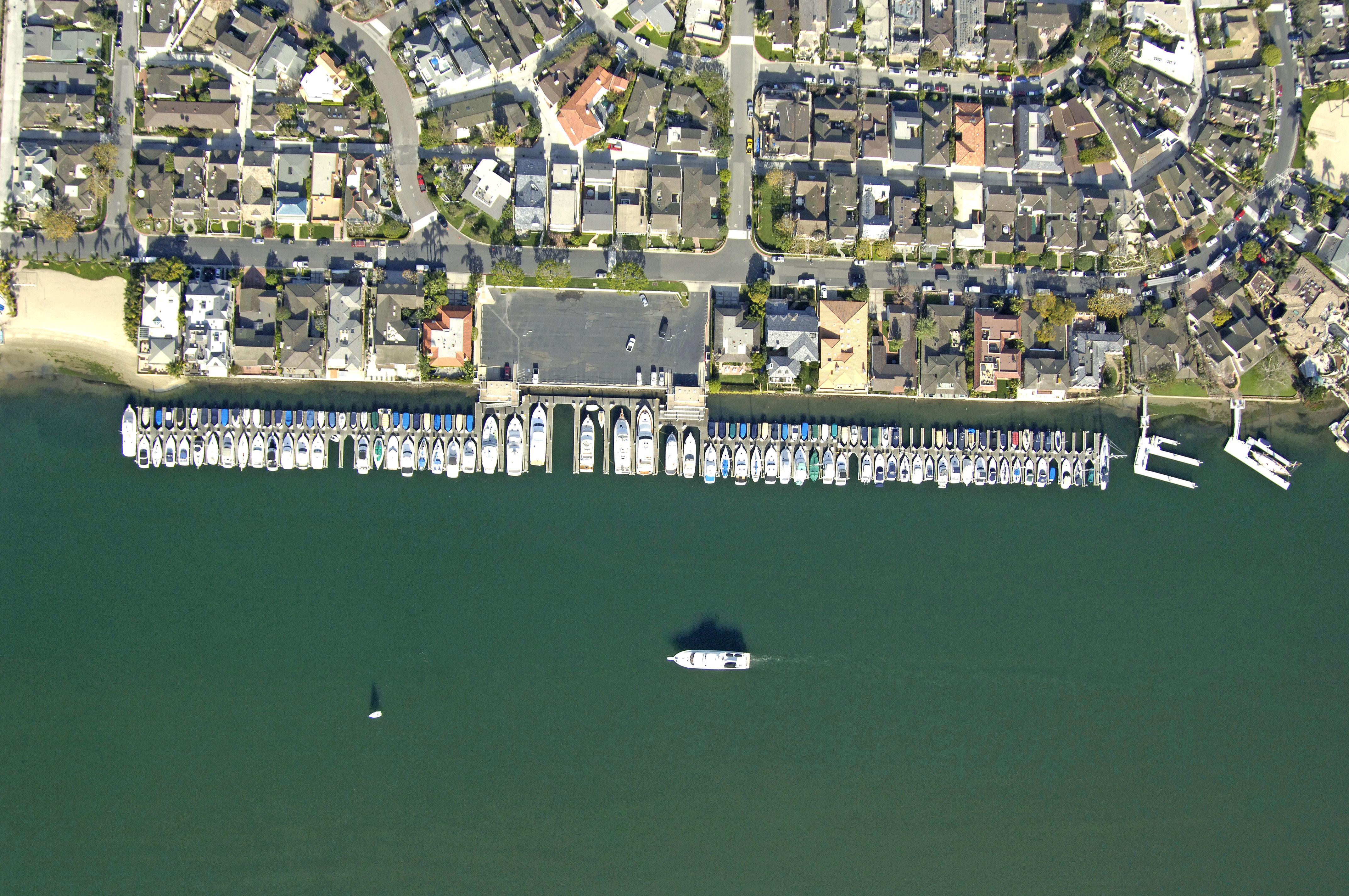 Bays Marina In Newport Beach Ca