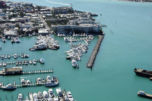 The Galleon Marina