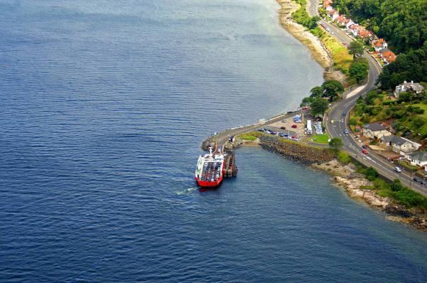 Mcinroys Point Ferry