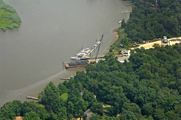 Cox's Penny Hill Boatyard