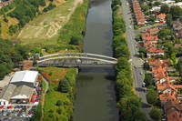 Knutsford Road Swing Bridge