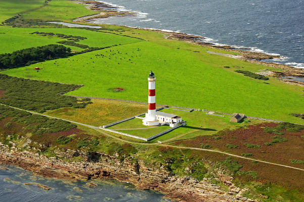 Tarbat Ness Lighthouse