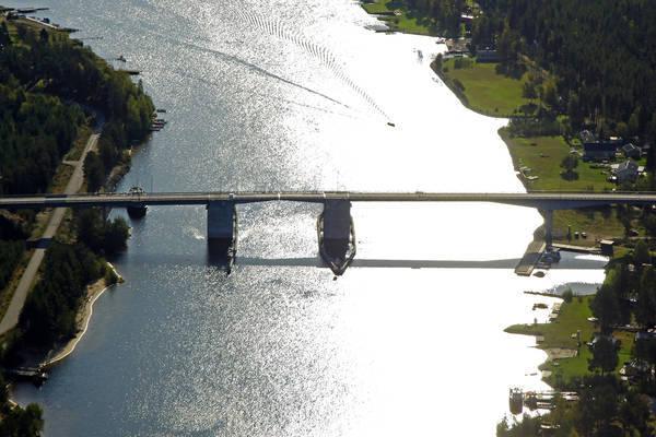Pitsundsbron Bascule Bridge