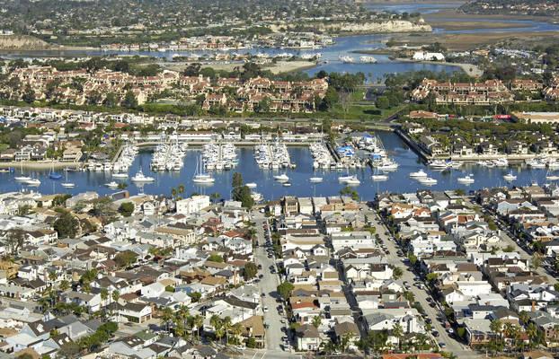 Balboa Yacht Basin