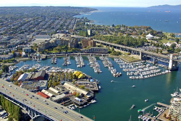 False Creek Harbour Authority
