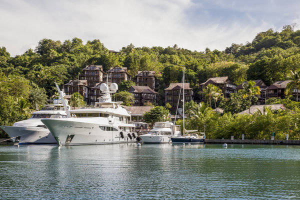 Capella Marina at Marigot Bay