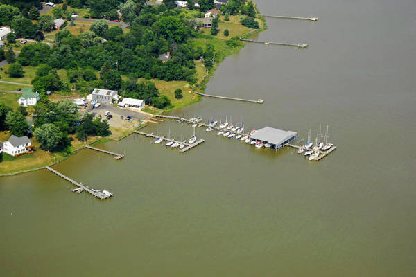 Machodoc Creek Marina