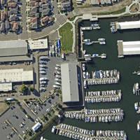 The Boatyard at Grand Marina