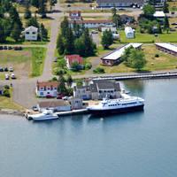 Isle Royale Ferry Dock