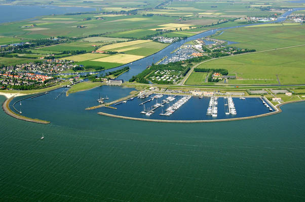 Staveren Harbor