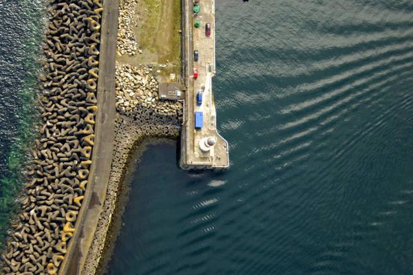 Battery Pier Light