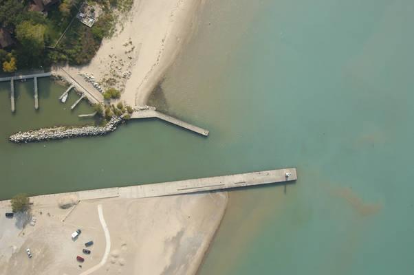 Grand Bend Harbor Inlet