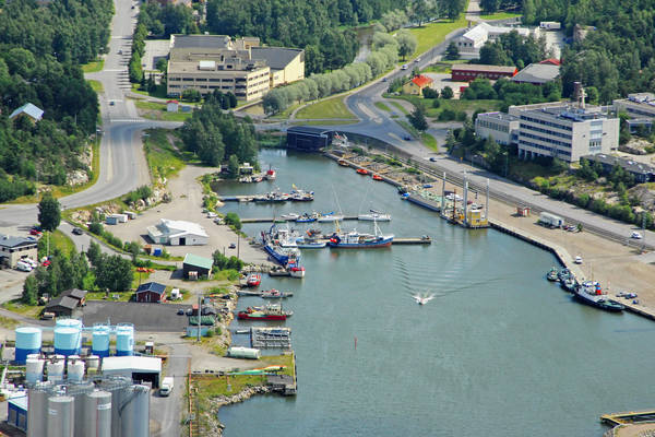 Rauma Lonsi Harbour