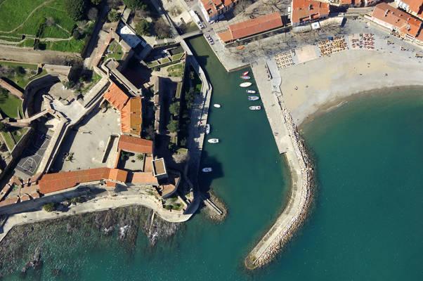 Collioure Marina