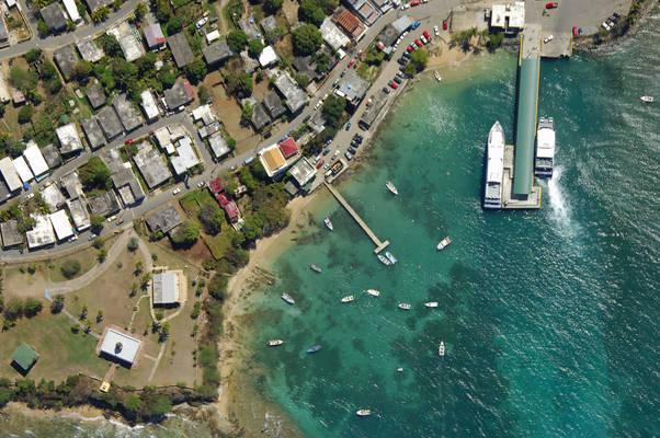 Isabel Segunda Town Dock