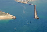 The Faro Canal Inlet