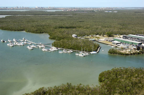 Safe Harbor Calusa Island