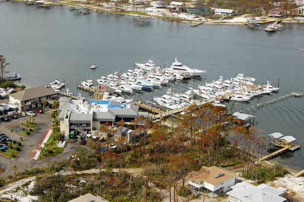 Zeke's Landing Marina