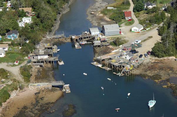 Bunkers Harbor Pier