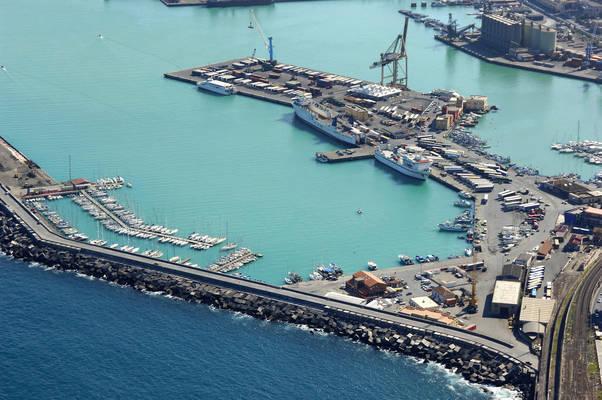 Circolo Nautico Porto Nuovo Marina