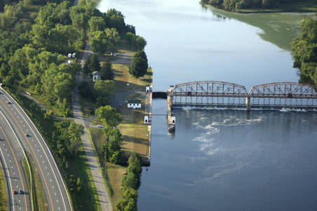 Erie Canal Lock 15