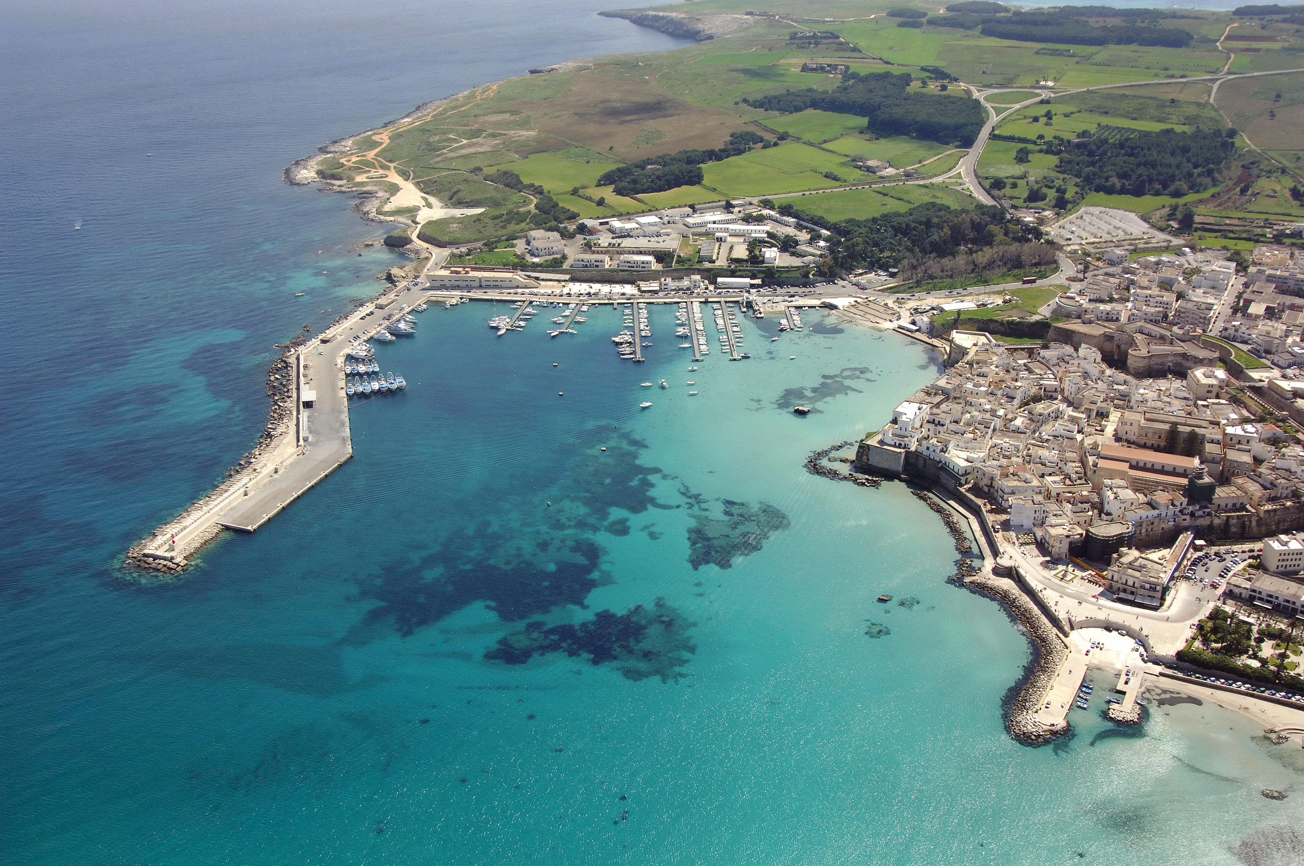 Otranto Italy Map.Otranto Marina In Otranto Puglia Italy Marina Reviews Phone