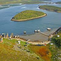 Deep Cove Island Harbour