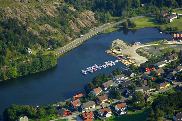 Eigersund Molbachneset Road Marina
