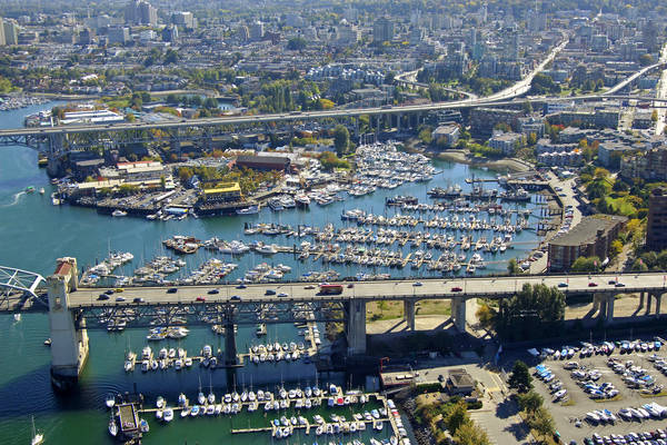 False Creek Harbour Authority