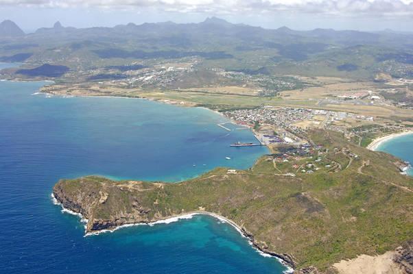Vieux Fort Harbor
