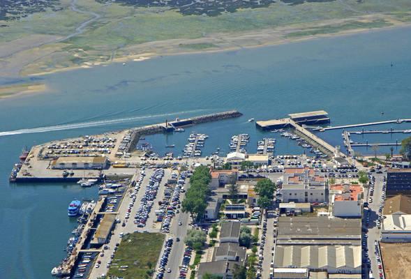 Porto de Recreio de Olhão