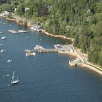 Seal Harbor Town Wharf