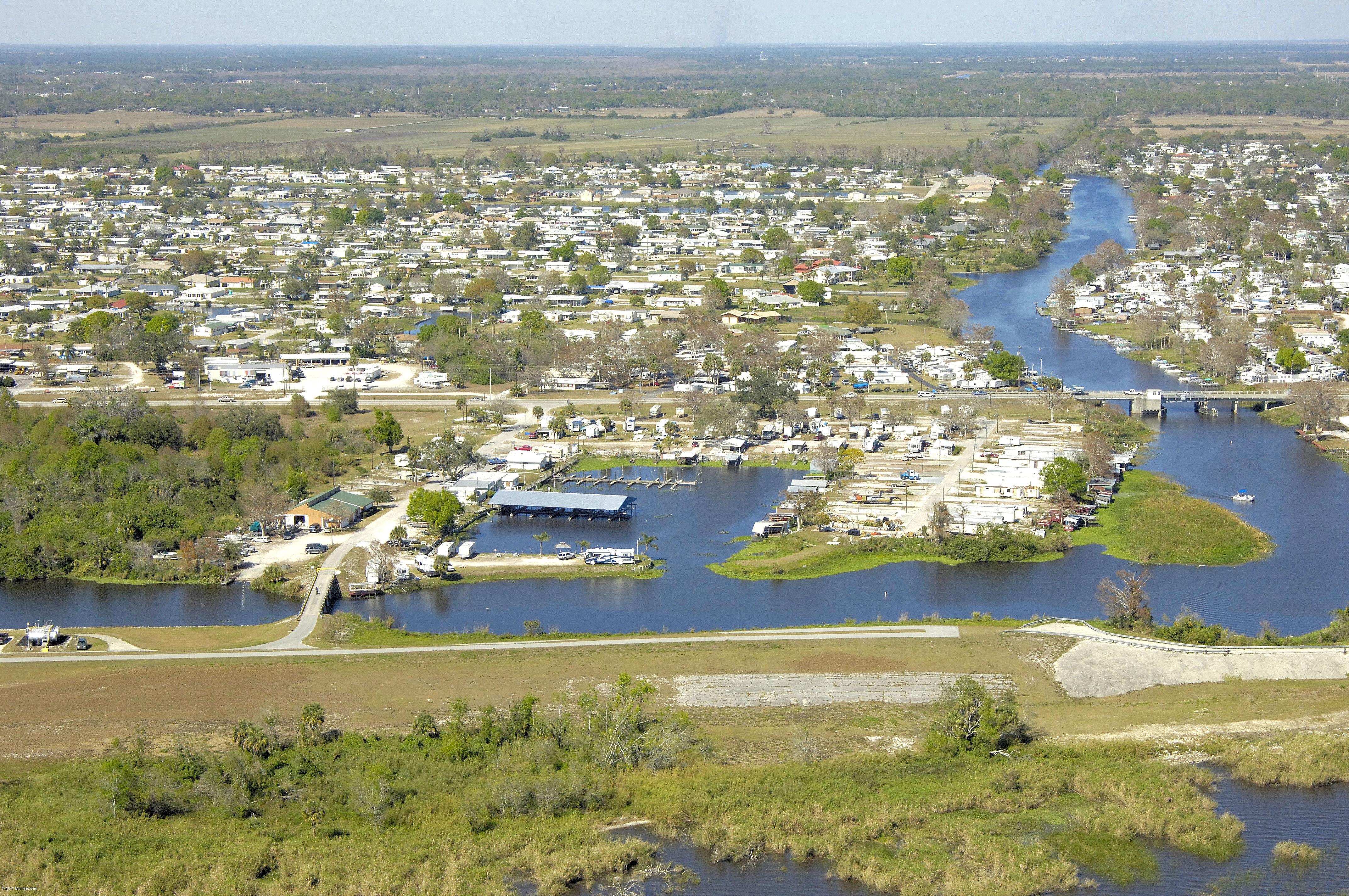 Taylor Creek Resort & RV Park in Okeechobee, FL, United States - Marina Reviews - Phone Number ...