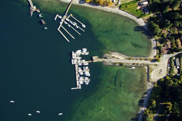 Heriot Bay Public Wharf