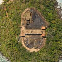 Ilet A Ramiers Fort