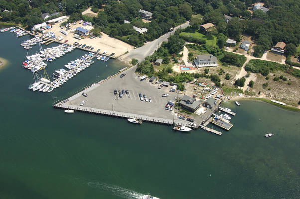 East Hampton Commercial Dock